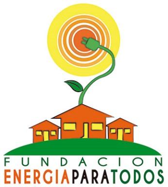 """Logo de """"Fundacion Energia Para Todos"""""""