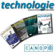 Logo revue technologie
