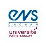 Logo ENS Cachan- Université Paris-saclay