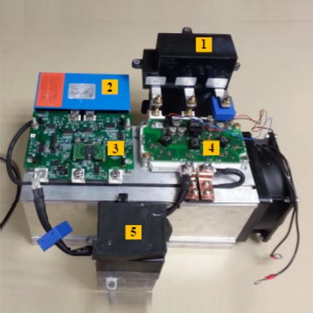 Chargeurs de batteries de voitures électriques ENS Paris