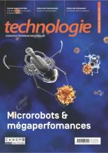 Couverture technologie n°215