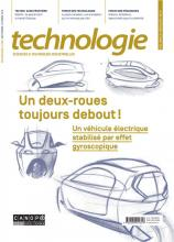 Couverture technologie n°204