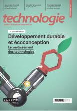 Couverture technologie n°207