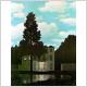 René Magritte, L'Empire des lumières, 1954. Musées royaux des Beaux-Arts de Belgique.