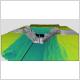 représentation 3D relativement fidèle de l'environnement étudié