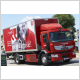 Camion plug-in rechargeable