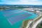 première centrale solaire flottante en France