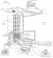 Plan de masse du barrage