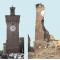 Tour de l'Horloge à Finale (Italie), symbole du séisme de 2012