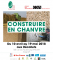 Exposition : Construire en chanvre, du champ au chantier