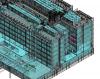 modèle utilisé lors de la conception du bâtiemnt de l'ENS Paris-Saclay