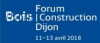 Forum International Bois Construction 2018 - Dijon