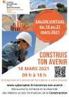 "Cybersalon ""Construit Ton Avenir"" 2021"