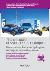 Technologies des voitures électriques - Première de couverture