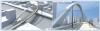 Photos montage du pont pour le concours d'architecture ; Conception EGIS