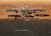 InSight et ses instruments dans l'environnement Martien