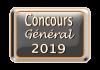 Concours général 2019