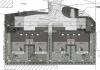 Plan de masse des 4 logements