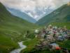 Le village arménien faisant l'objet de l'étude