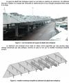 Gare de dépôt des trolleyBus, Structure porteuse