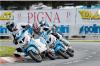 Compétition de scooter
