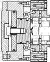Pince spéciale pneumatique DE-STA-CO
