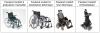 Type de fauteuils à assistance électrique