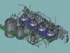 schéma usine