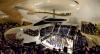 la salle de concerts