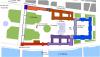le plan du musée du Louvre à Paris