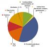 Bilan mondial de la production d'énergie final, année 2015