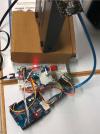 TP Arduino avec utilisation d'un moteur pas à pas vu par la caméra