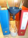 Dispositif pour estimer la viscosité d'un fluide