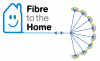 Raccordement final d'un client FTTH (Fiber to the Home)