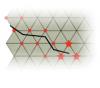 Maillage non conforme et noeuds enrichis - méthode X-FEM