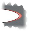 Propagation d'une fissure sur une petite surface