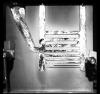 Fonderie : coulée d'alliage d'aluminium
