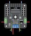 Réaliser/piloter un hexapode – driver moteur