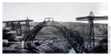 Viaduc de Garabit lors de sa construction en 1884 par Gustave Eiffel