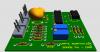 Un modèle 3D de carte obtenu avec Aresconstruction
