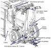 La vue 3D d'un module intermédiaire