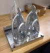 Les pièces imprimées en Aluminium chez Volum-e