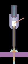 La découpe jet d'eau abrasive