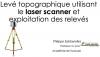 Levé laser