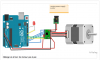 Moteur pas à pas câblage avec Arduino