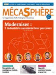 Magazine MécaSphère numéro 44